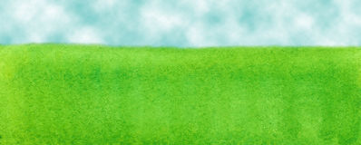 The Grass Is Greener Royalty Free Stock Image