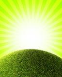 Grass Hill vector illustration