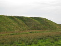 Grass hill Royalty Free Stock Photography