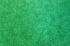 Grass-like green turf background Stock Photography