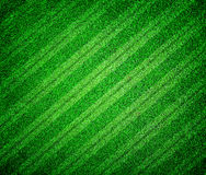 grass lined football or soccer field royalty free stock image