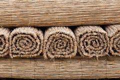 Grass mat Stock Photography
