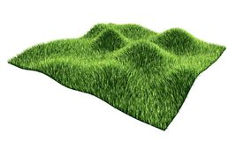 Grass object Royalty Free Stock Images