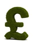 Grass Pound. Pound sign ( Computer generated image Stock Illustration