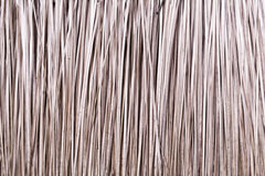 Grass roof texture background Stock Photos