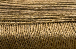 Grass Rope Background Horizontal Royalty Free Stock Image