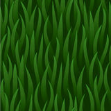 Grass Seamless Background Stock Photo