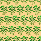 Grass seamless pattern background Stock Image