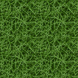 Grass seamless pattern, realistic grass with natural colors Stock Images