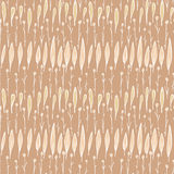 Grass Seamless Strip Pattern Stock Images