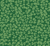Grass seamless texture, floral motif Royalty Free Stock Image