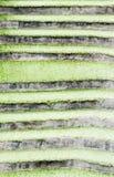 Grass stairs Stock Photo
