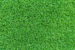 Grass texture background for golf course, soccer field or sports concept design. Artificial green grass royalty free stock images
