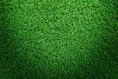 Grass texture background for golf course, soccer field or sports concept design. Artificial green grass royalty free stock photo