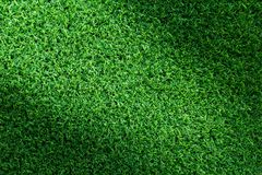 Grass texture or grass background. Green grass for golf course, soccer field or sports background concept design. Grass field texture for golf course, soccer Stock Photos