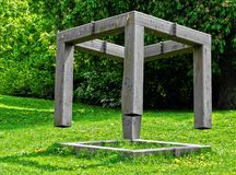 Grass, Tree, Outdoor Structure, Wood Stock Photography