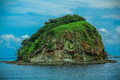 Wild small island 2 Stock Image