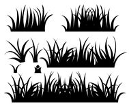 Grass Vector Design icon collection Stock Photos