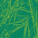 Grass abstract vector texture background. Grass vector texture for creation of banners and abstract organic backgrounds and patterns Royalty Free Stock Images