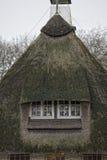 Grass window hobbit movie style Royalty Free Stock Photography