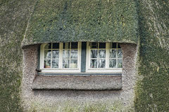 Grass window hobbit movie style Stock Images