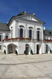 grassalkovich宫殿 免版税库存照片