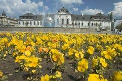Grassalkovich palace Royalty Free Stock Image