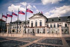 Grassalkovich Palace, Bratislava - Slovakia Royalty Free Stock Photos