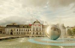 Grassalkovich Palace,Bratislava, Slovakia Royalty Free Stock Photo