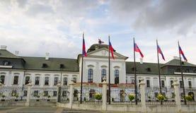Grassalkovich Palace,Bratislava, Slovakia Stock Photos