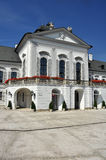 Grassalkovich Palast Lizenzfreies Stockfoto