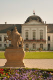 Grassalkovicov palac Lizenzfreies Stockbild