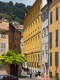 Grasse - Architecture of Grasse Town Stock Image