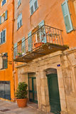 Grasse - Architecture of Grasse Town Royalty Free Stock Image