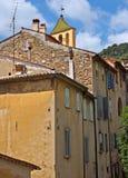 Grasse - architektura Grasse miasteczko Zdjęcie Stock