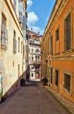 Grasse - arkitektur av den Grasse staden Royaltyfria Bilder