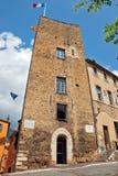 Grasse - arkitektur av den Grasse staden Fotografering för Bildbyråer