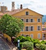 Grasse - de Fabriek van Parfumerie Fragonard Stock Afbeelding