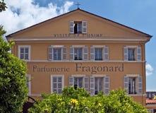 Grasse - de Fabriek van Parfumerie Fragonard Royalty-vrije Stock Foto's