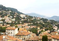 Grasse in Frankreich lizenzfreies stockfoto