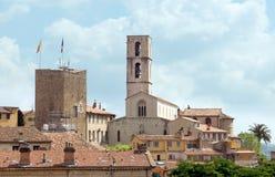 Grasse - gammal stad Royaltyfri Fotografi