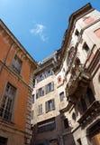 Grasse - gammal stad Fotografering för Bildbyråer