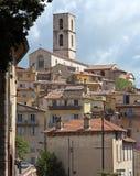 Grasse - gammal stad Royaltyfria Bilder