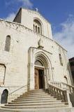 Grasse-Kathedrale Lizenzfreies Stockbild