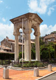 Grasse - Monument Grasse people Royalty Free Stock Photography