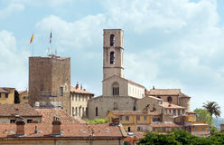 Grasse - Old town Royalty Free Stock Photography