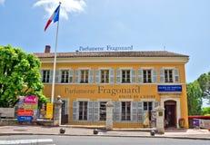 Grasse - Parfumerie Fragonard Factory Royalty Free Stock Image