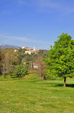 Grasse,Provence,French Riviera,France Royalty Free Stock Photography