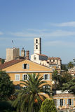 Grasse skyline and perfume factories france Royalty Free Stock Photography