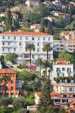 Grasse town in France Stock Images